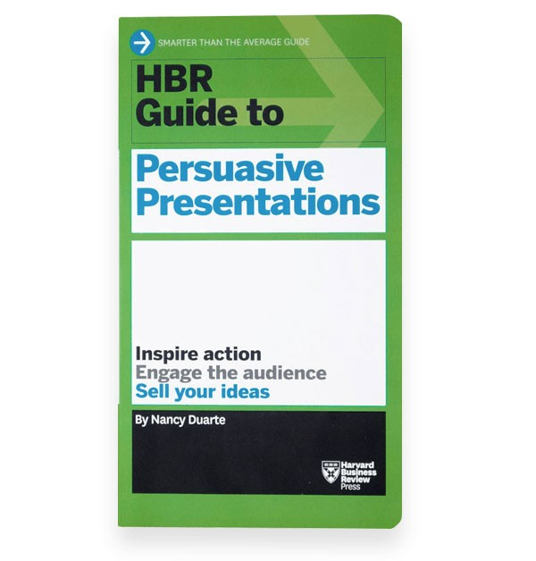 HBR Guide to Persuasive Presentations cover