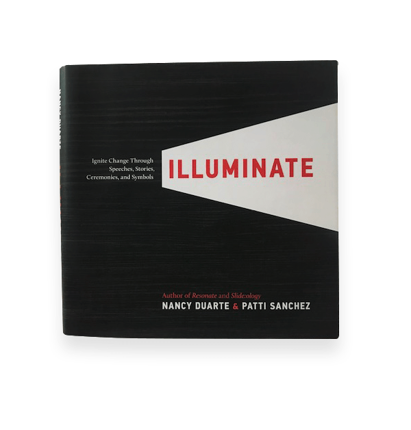 Illuminate book cover