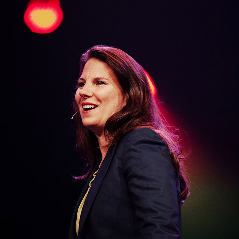 Nancy Duarte at TED Talk