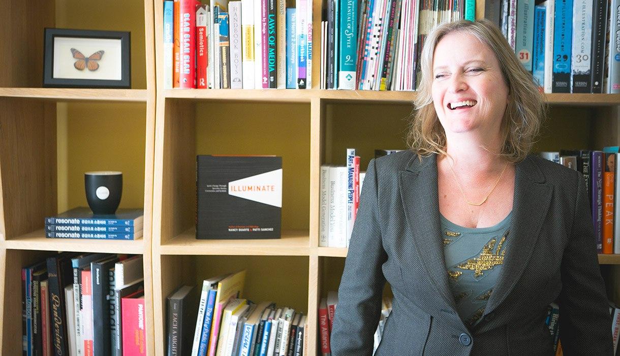 Speaker Patti Sanchez