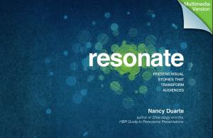 Resonate multimedia cover