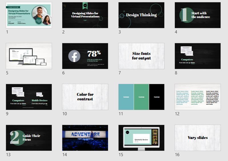 How to Design Slides for Online Presentations_9